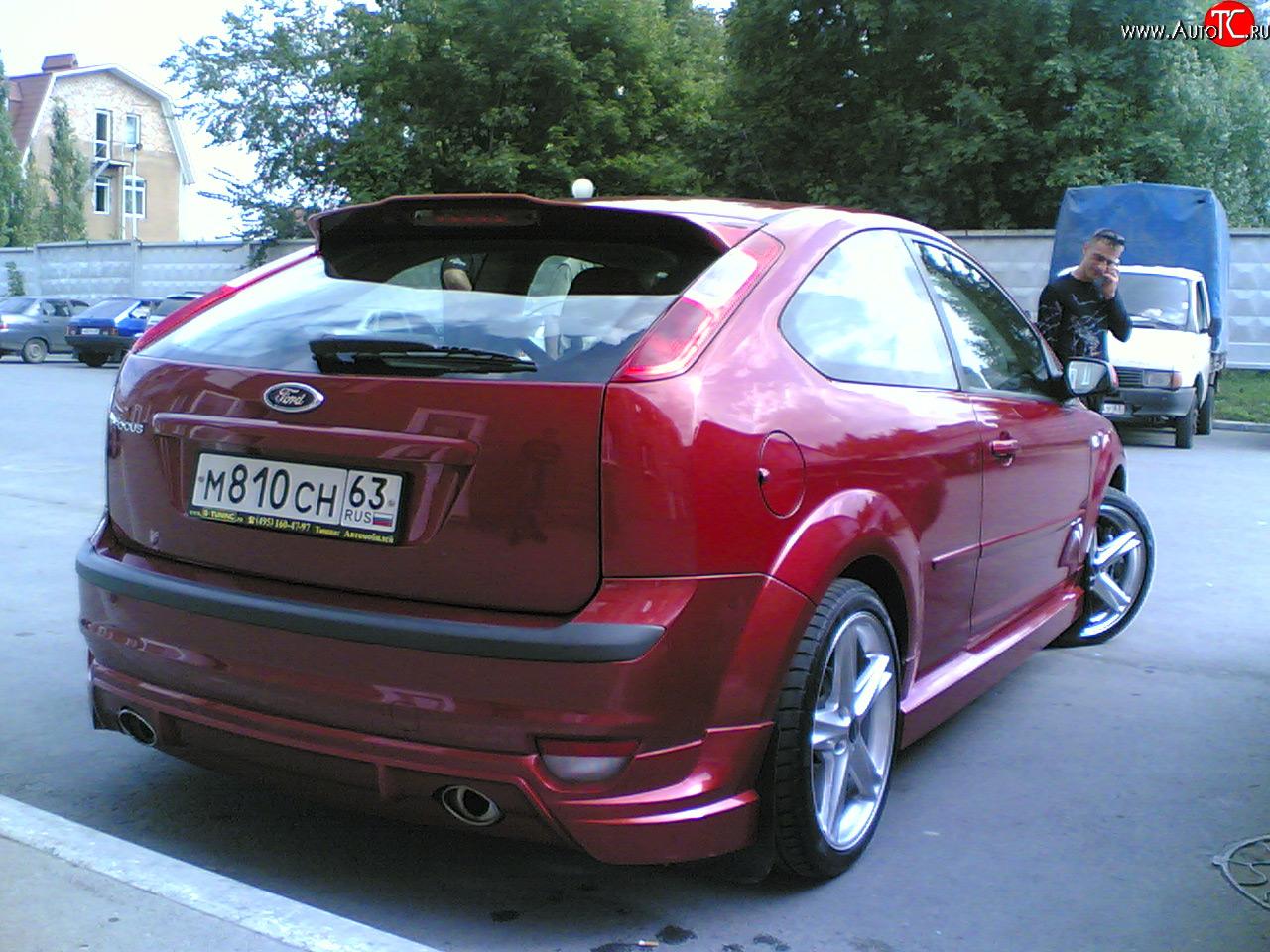 Ford Focus - Модификации | Genser