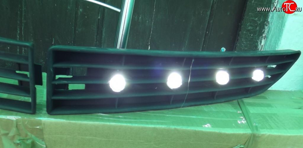 как улучшить свет фар audi a6 c5