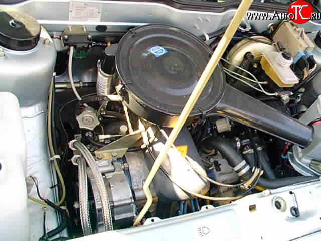 Роторный двигатель РПД 415 для