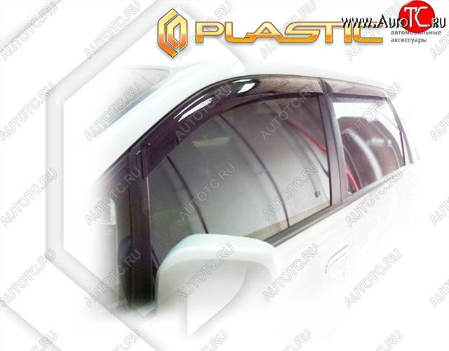 дефлекторы стекол nissan presage