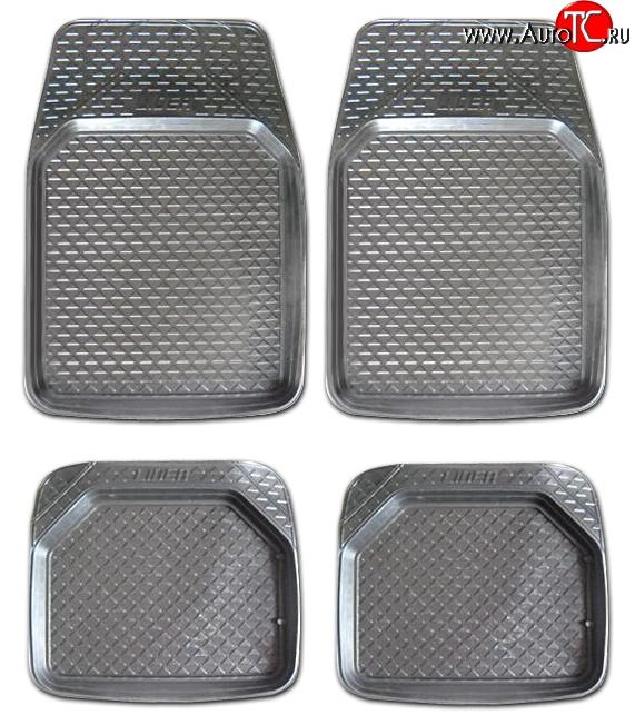 полиуретановые коврики ford focus 2 рестайлинг